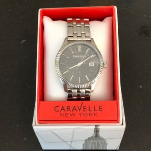 Men's Caravelle Watch.  New with tag!